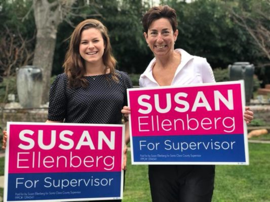 Susan Ellenberg for Santa Clara County Supervisor