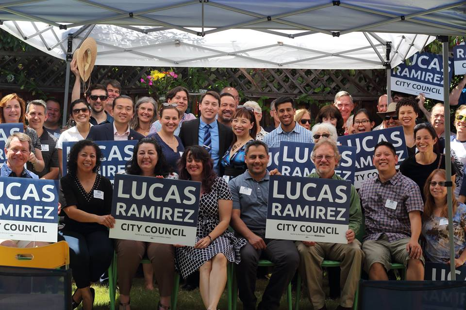 Lucas Ramirez for Mountain View City Council